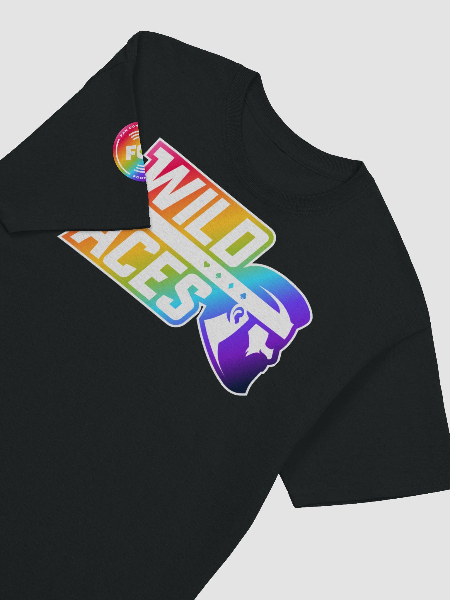 Wild Aces Pride Tee product image (1)
