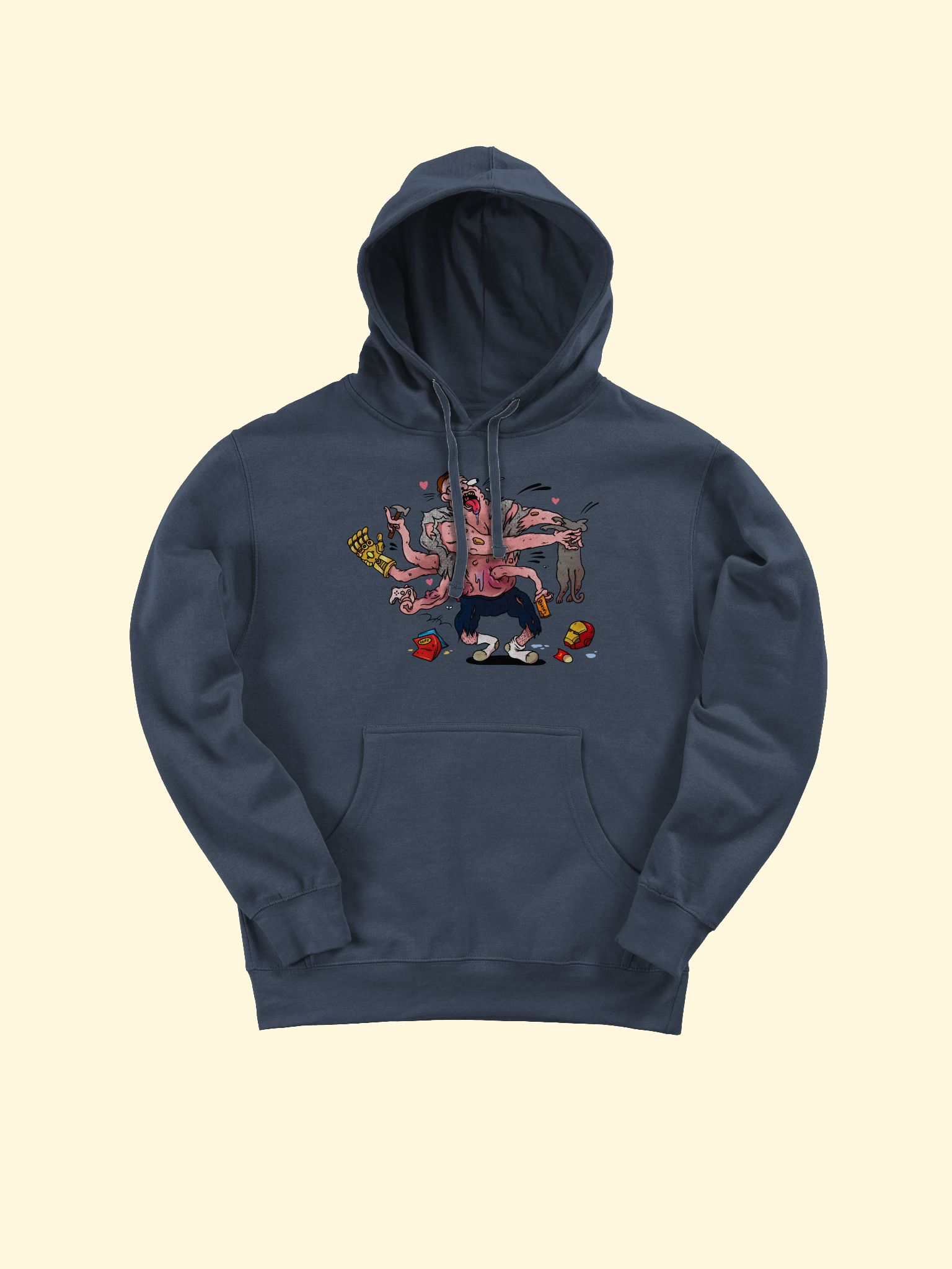 The Mass Hoodie product image (1)