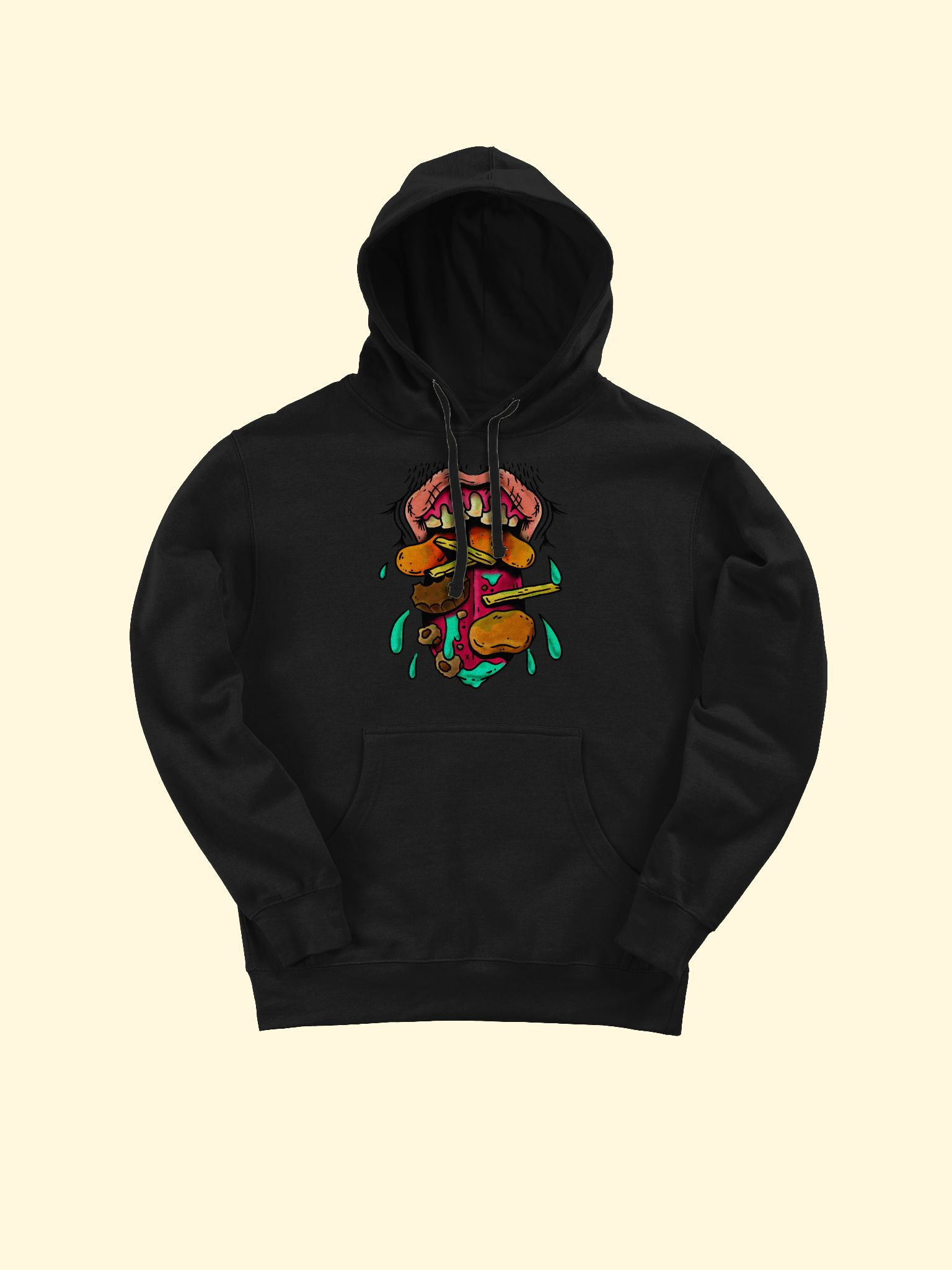 The Tongue Hoodie product image (1)