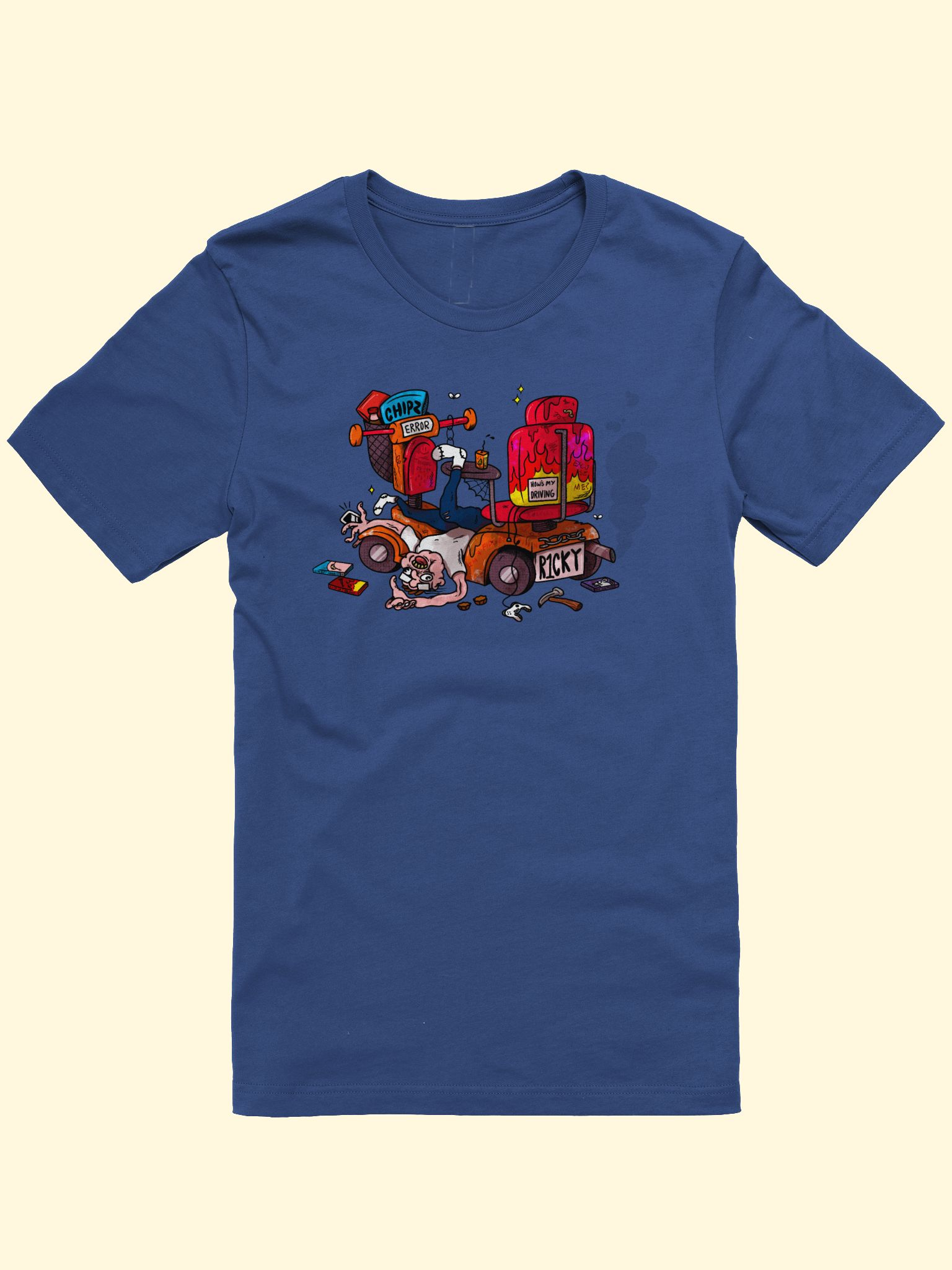 Scooter Legend T-shirt product image (1)