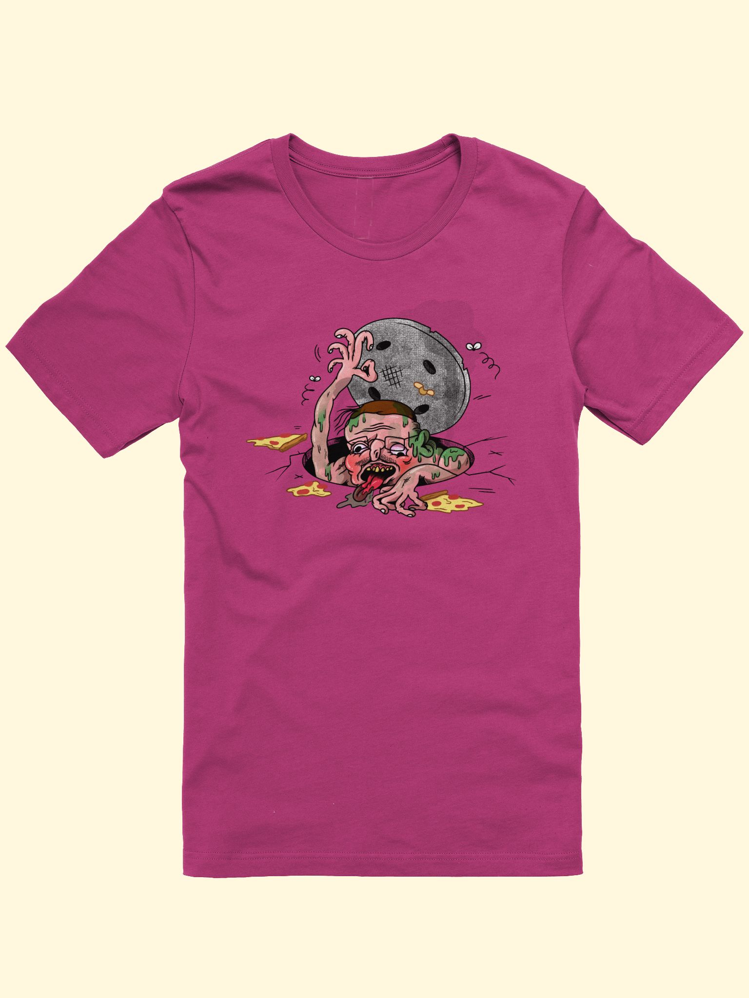 Sewer Ricky T-shirt product image (1)