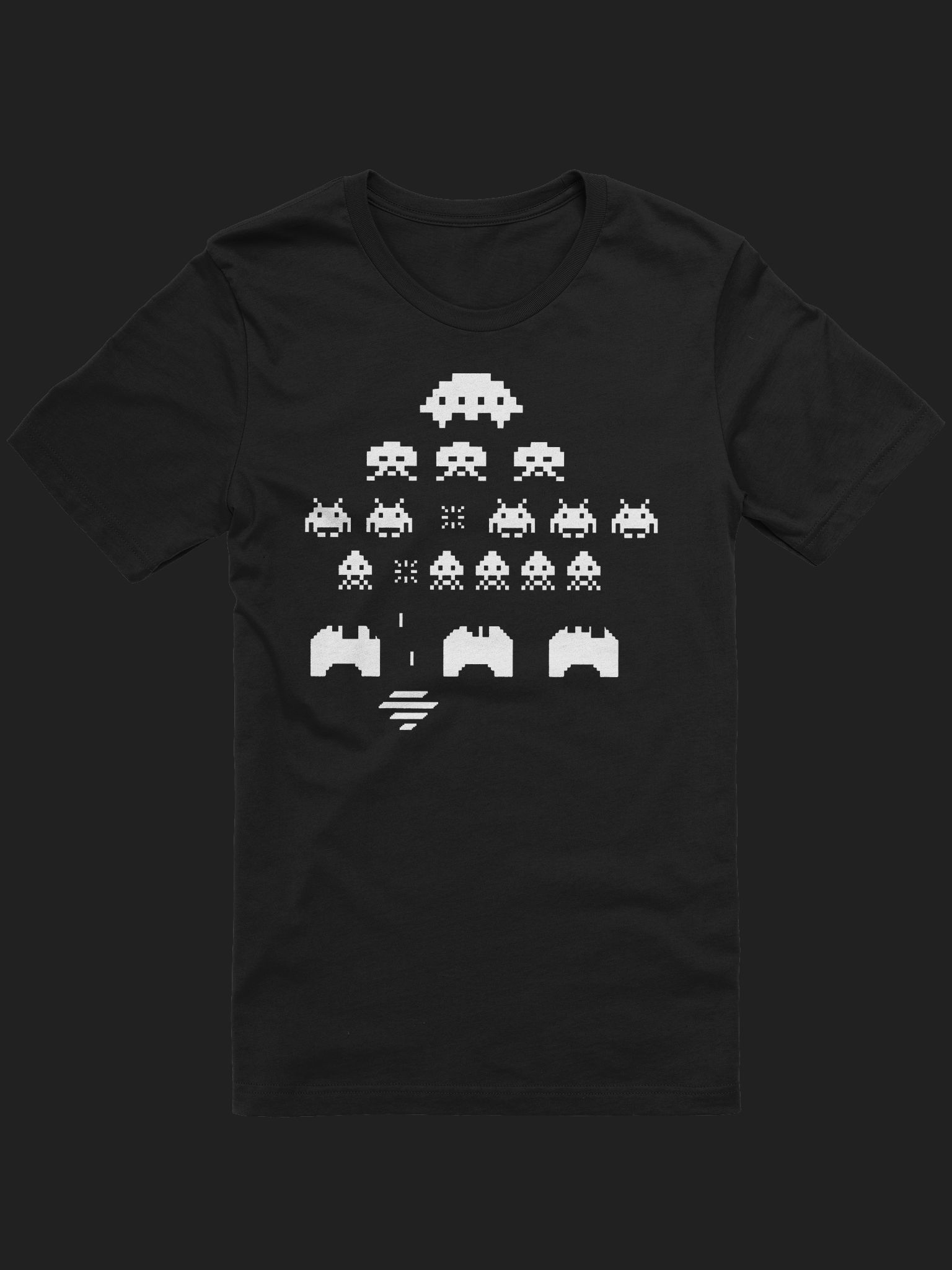 Space Invaders Limited Collection Shirt product image (1)