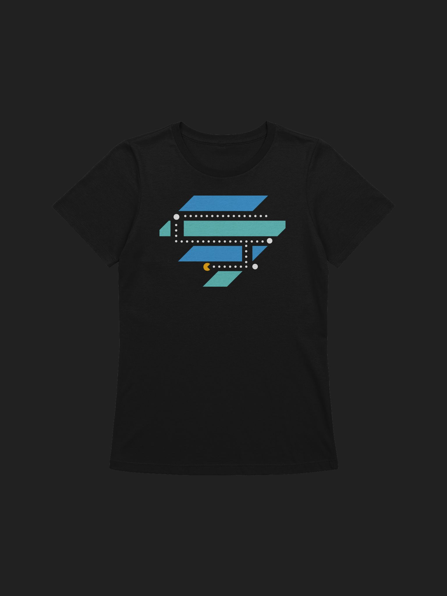 PAC-MAN Limited Collection Wmns Shirt product image (1)