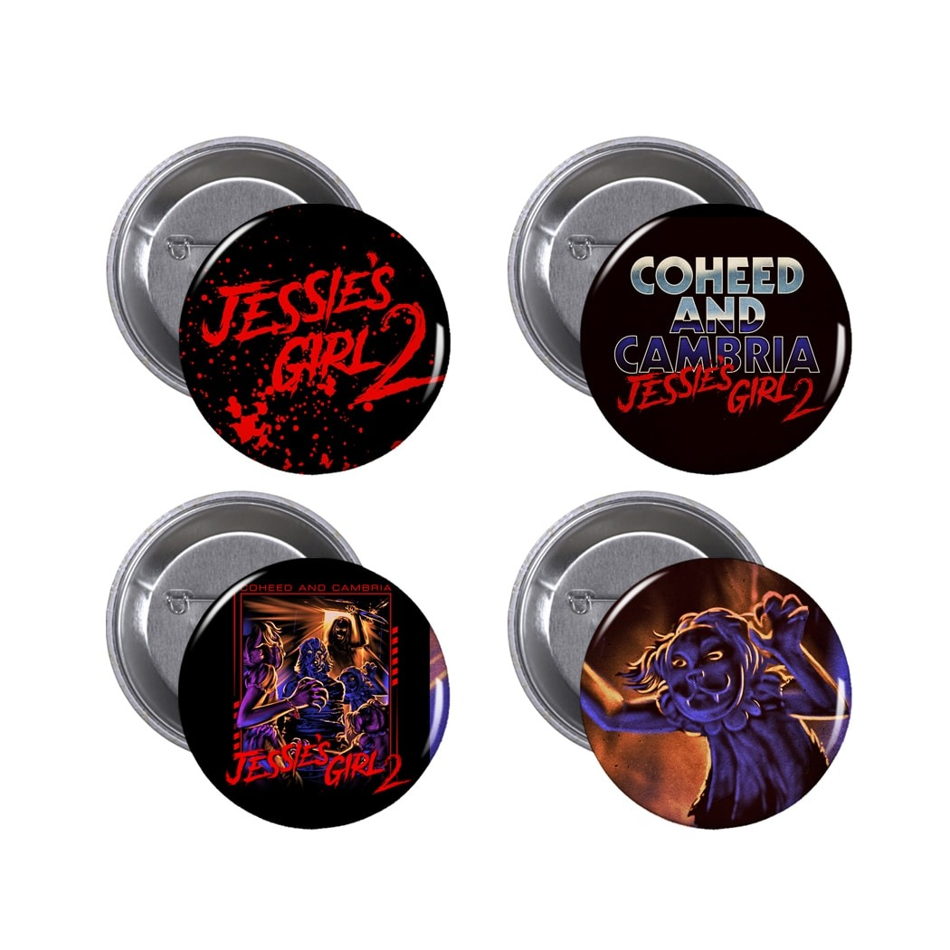 Jessie's Girl 2 Button Pack (Set of 4) product image (1)