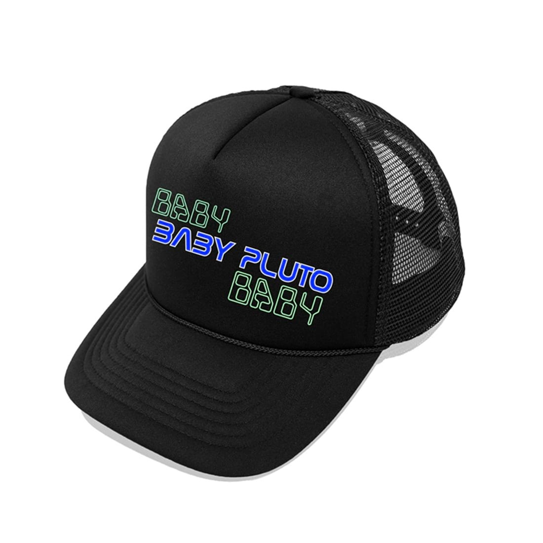 Baby Pluto Trucker Hat product image (1)