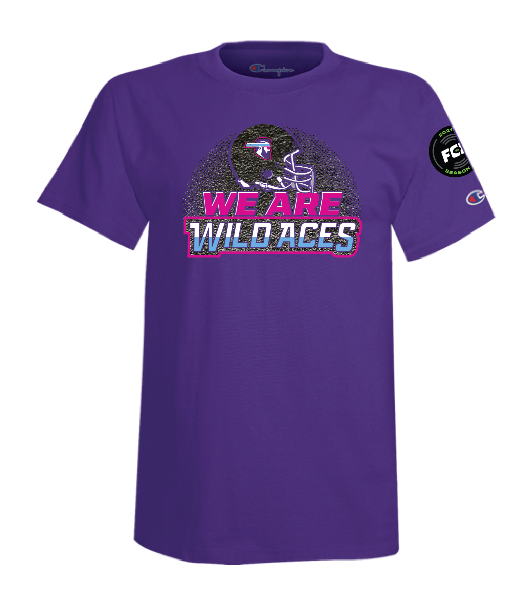 Wild Aces X Champion Collection Tee product image (1)