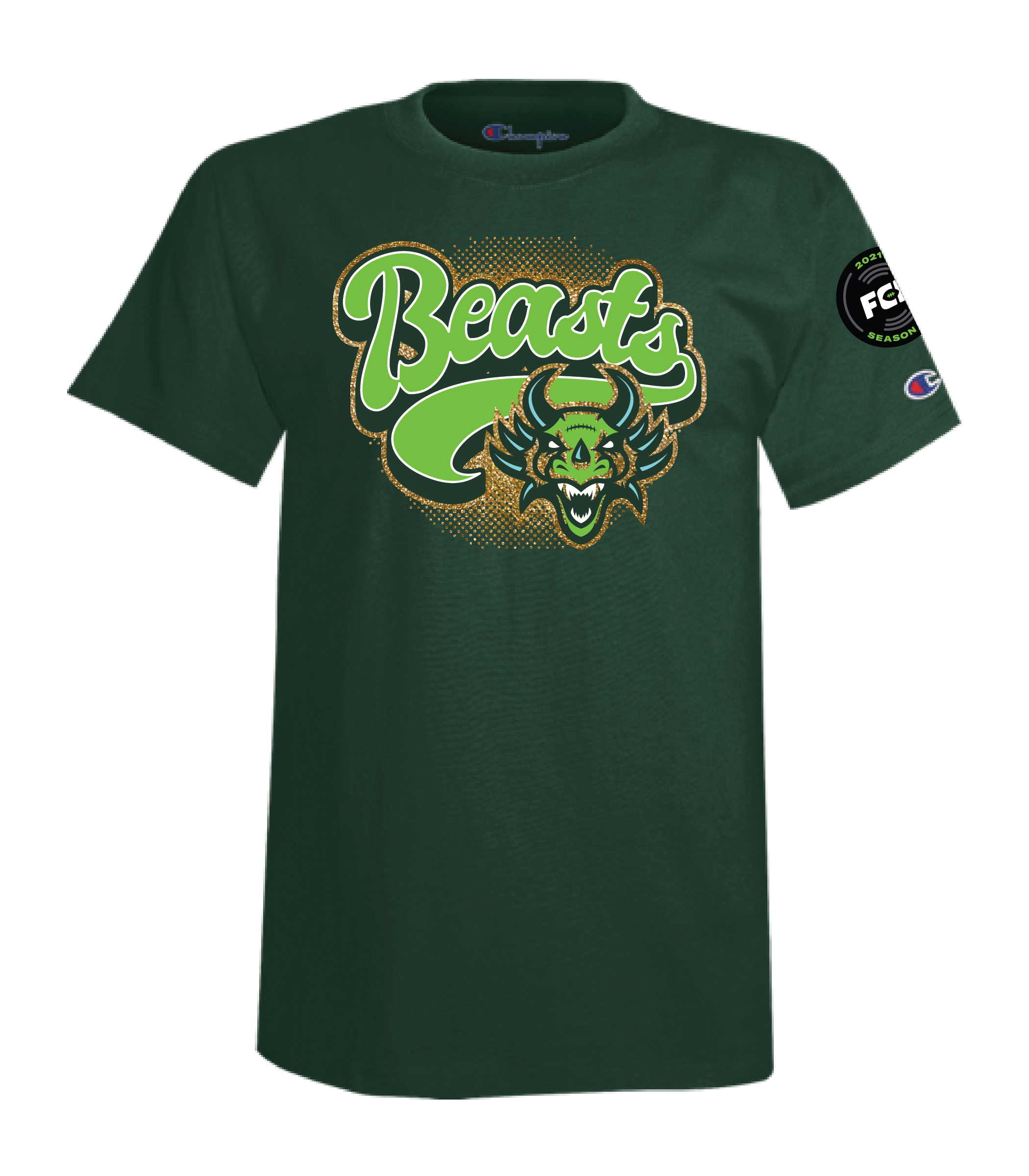 Beasts X Champion Collection Tee product image (1)