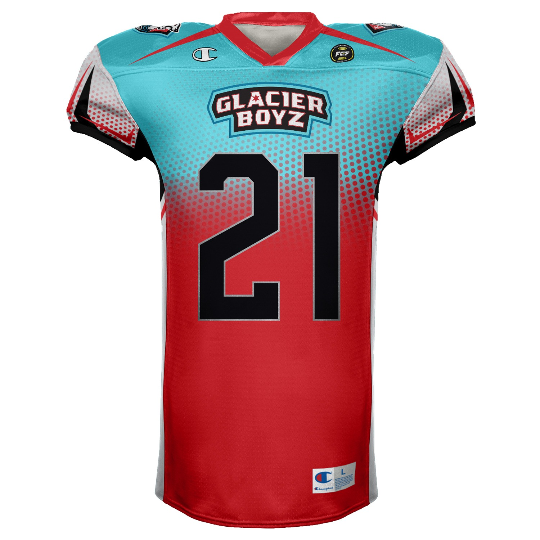 Glacier Boyz Authentic Champion Jersey product image (1)