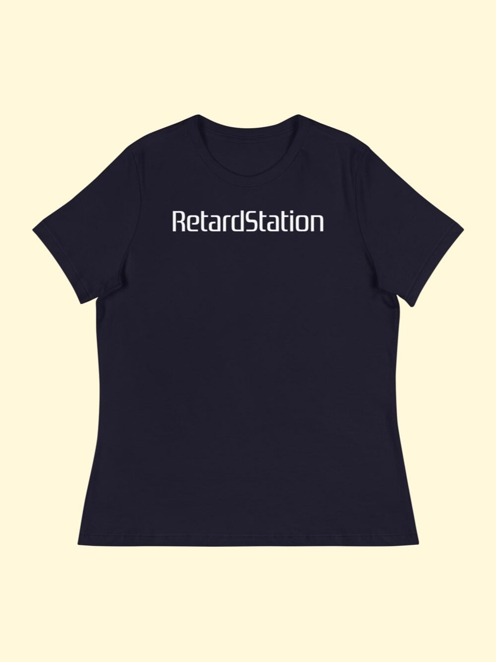 RetardStation Women's T-shirt product image (1)
