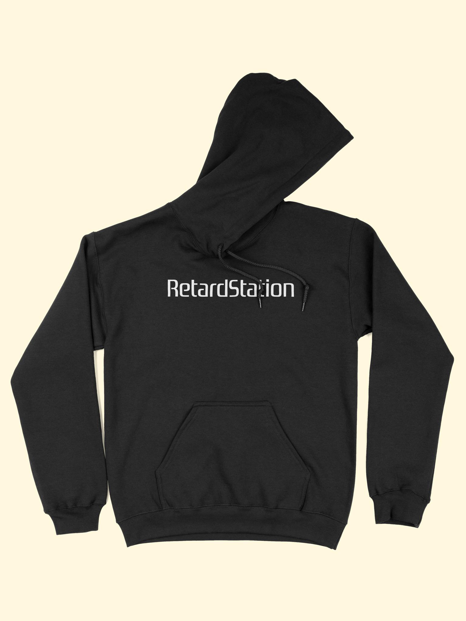 RetardStation Hoodie product image (1)