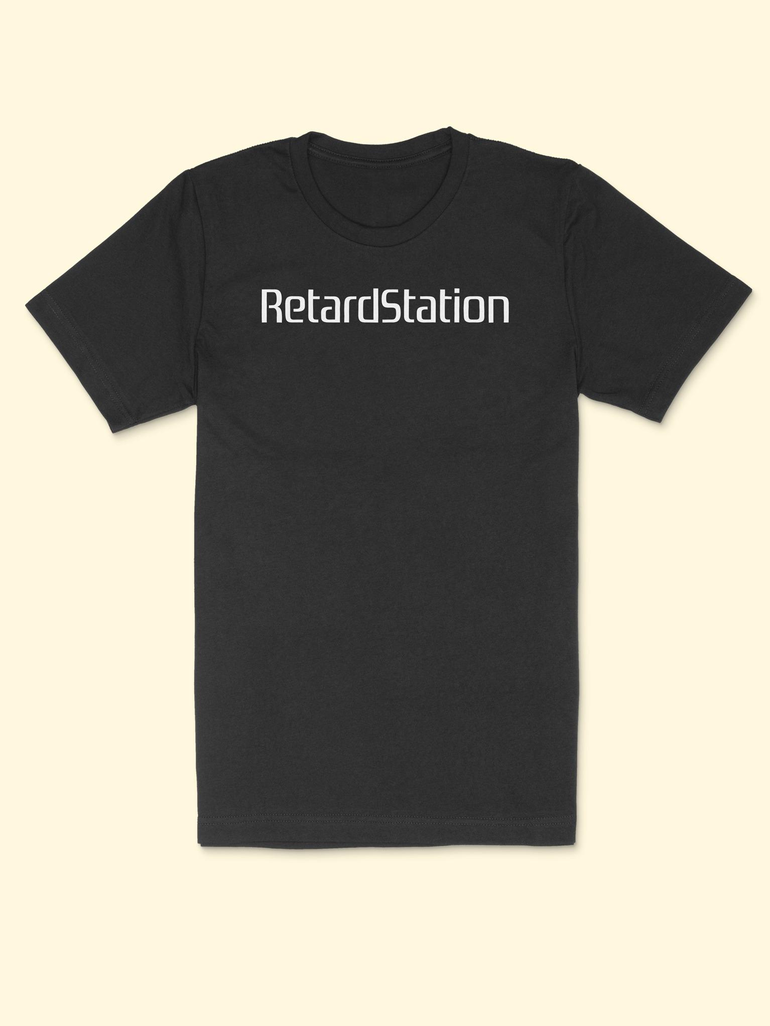 RetardStation T-shirt product image (1)