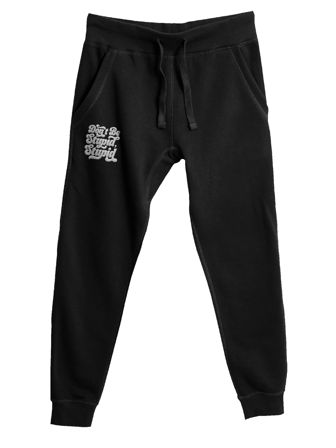 DON'T BE STUPID, STUPID EVERYDAY JOGGER product image (1)