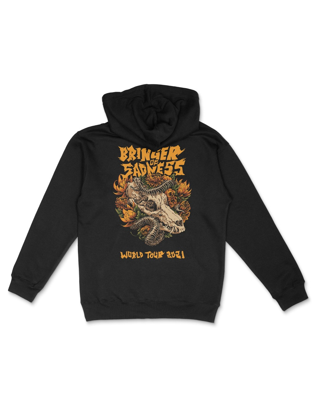 Bringer of Sadness World Tour 2021 Hoodie product image (1)