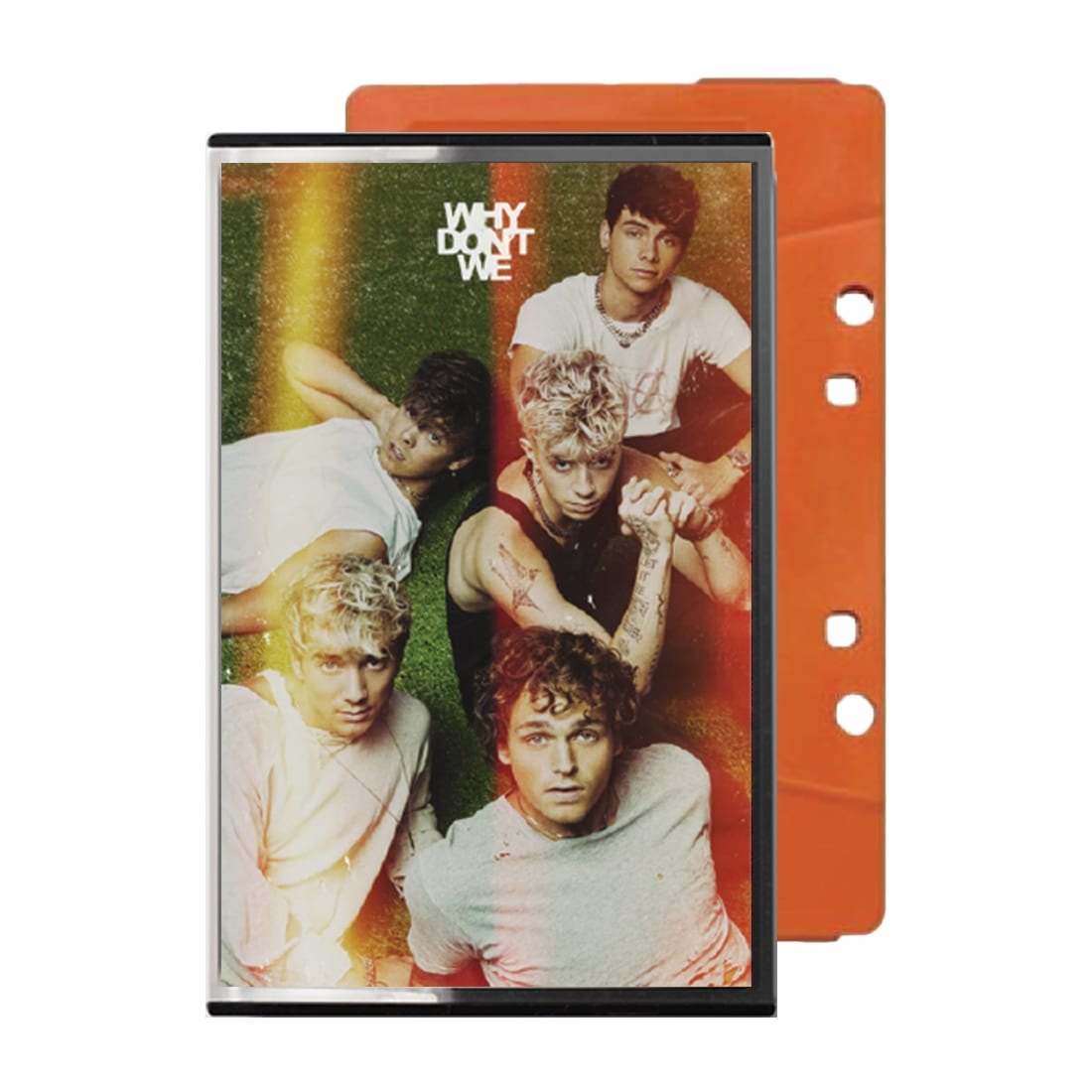 The Good Times And The Bad Ones Cassette (Orange) product image (1)