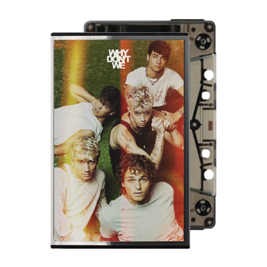 The Good Times And The Bad Ones Cassette (Smoky Tint) product image (1)