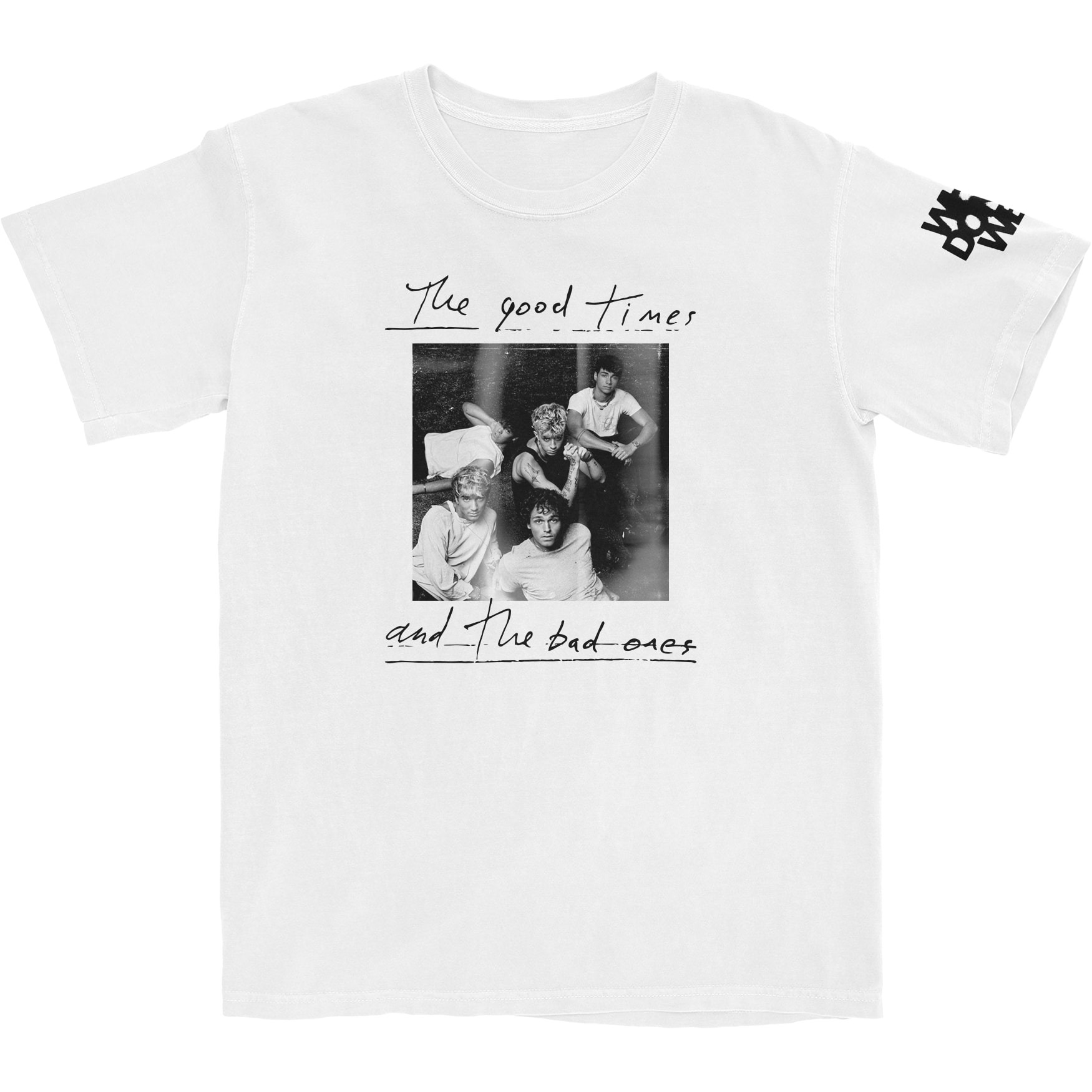 Good Times Cover T-Shirt product image (1)
